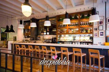 Restaurante en L'Illa Diagonal
