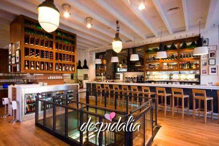 restaurante illa diagonal despedidas2 445x296 - Restaurante en L'Illa Diagonal