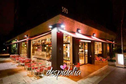 restaurante illa diagonal despedidas4 445x296 - Restaurante en L'Illa Diagonal