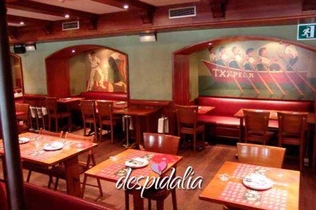 restaurante paseo gracia despedidas1 445x296 - Restaurante en Paseo de Gracia