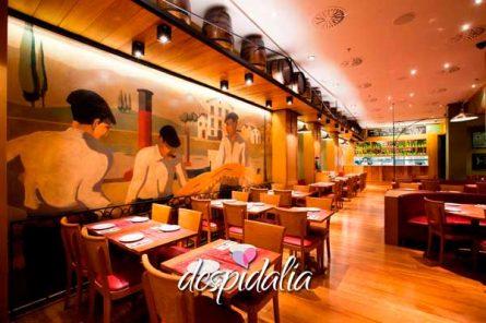 restaurante paseo gracia despedidas3 445x296 - Restaurante en Paseo de Gracia