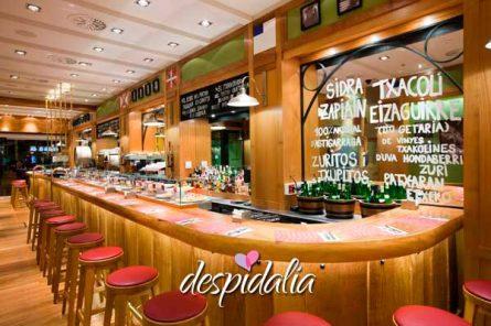 restaurante paseo gracia despedidas4 445x296 - Restaurante en Paseo de Gracia