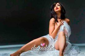 Espectáculo De La Stripper Sandra En Barcelona