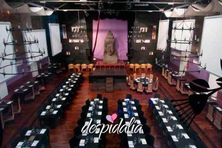 restaurante sabadell4 445x296 - Despedida en Sabadell con cena y espectáculo