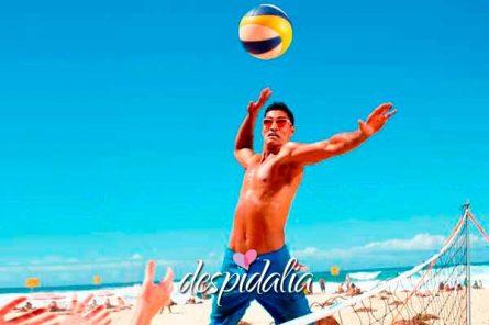 gincana actividades playa barcelona2 445x296 - Gincana y actividades en la playa