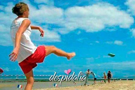 gincana actividades playa barcelona3 445x296 - Gincana y actividades en la playa