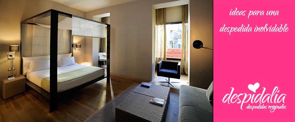 Alojamientos en Barcelona para despedidas 1 - Alojamientos en Barcelona para despedidas