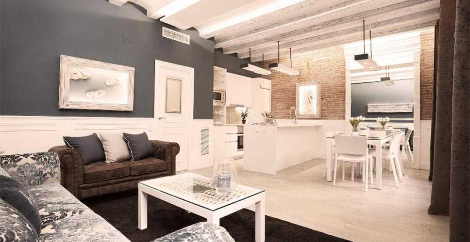 Apartamentos en Barcelona para despedidas y grupos 5 - Apartamentos en Barcelona para despedidas y grupos