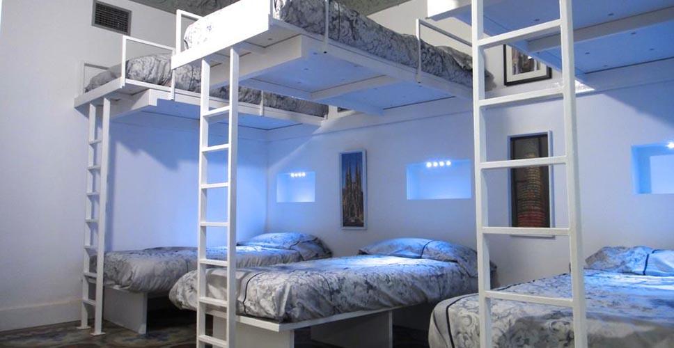 Hostels y albergues en Barcelona para despedidas 3 - Hostels y albergues en Barcelona para despedidas