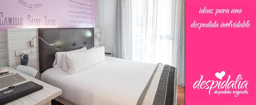 Hoteles para despedidas en Barcelona 1 - Hoteles para despedidas en Barcelona