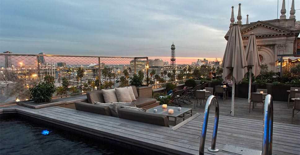 Hoteles para despedidas en Barcelona 10 - Hoteles para despedidas en Barcelona