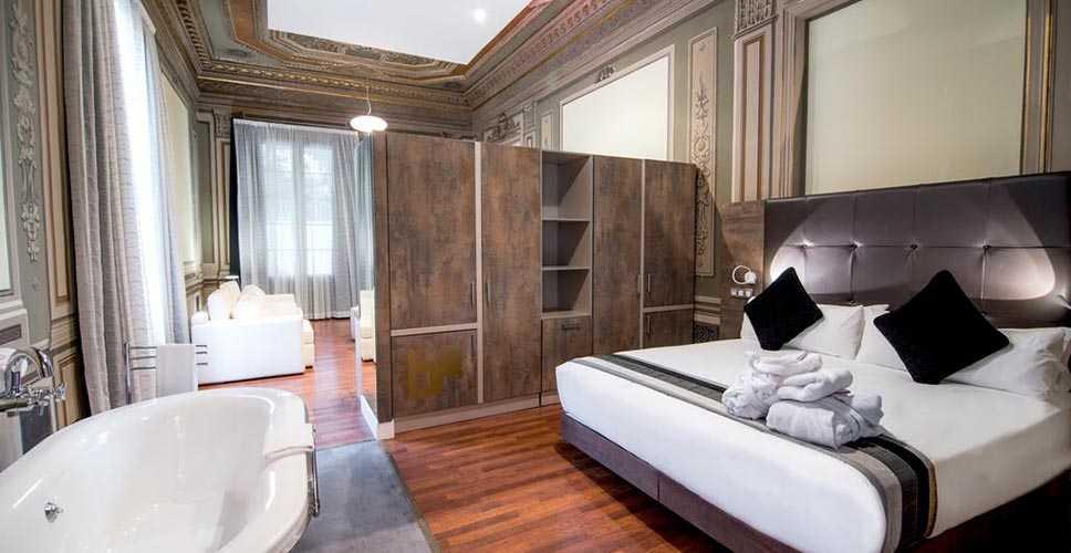 Hoteles para despedidas en Barcelona 3 - Alojamientos en Barcelona para despedidas