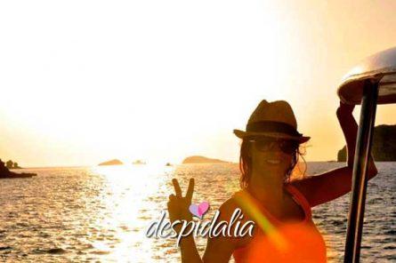 cena velero barcelona puesta sol1 1 445x296 - Puesta de sol con Cena en Velero