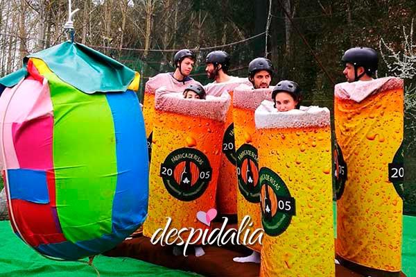 humor amarillo barcelona10 - Organiza una fiesta postboda tras el coronavirus