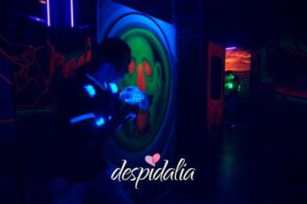 laser tag barcelona1 445x296 - Láser Tag