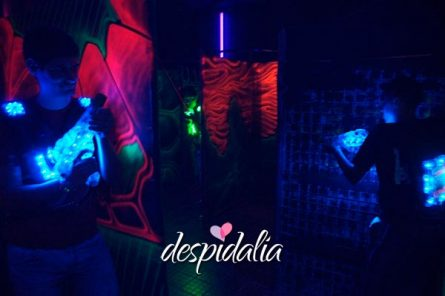 laser tag barcelona3 445x296 - Láser Tag