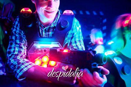 laser tag barcelona4 445x296 - Láser Tag