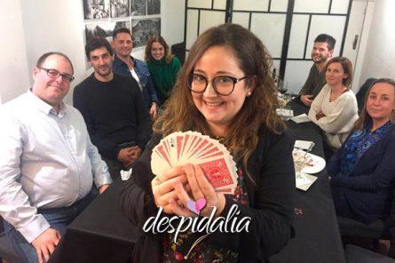cena magia3jpg 445x296 - Espectáculo de Magia + Cena Privada
