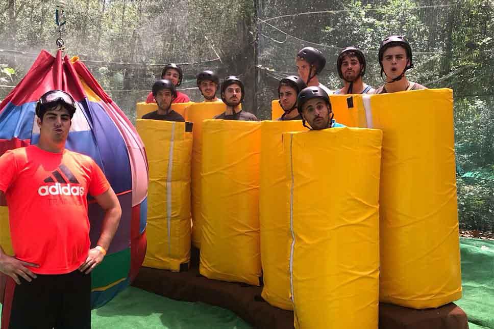 Donde practicar Wipeout en Barcelona 7 - Dónde practicar Wipeout en Barcelona