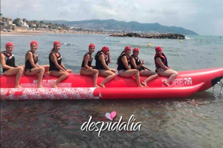 banana sitges despedidas1 445x296 - Banana Boat en Sitges