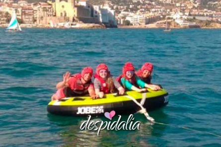 donut sitges despedidas2 445x296 - Donut Boat en Sitges