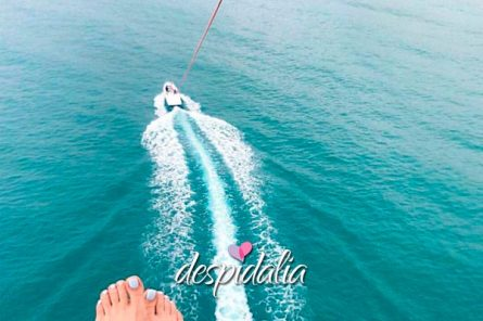 parasalling sitges despedidas3 445x296 - Parasailing en Sitges